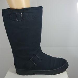 Kohl's 🎄faux 🎁fur boots